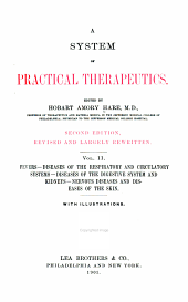 A System of Practical Therapeutics: Volume 2