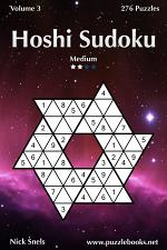 Hoshi Sudoku - Medium - Volume 3 - 276 Puzzles