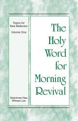 The Holy Word for Morning Revival PDF