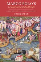 Marco Polo s Le Devisement Du Monde PDF
