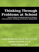 Thinking Through Problems at School PDF