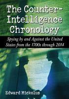 The Counterintelligence Chronology PDF
