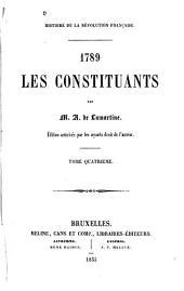 Constituants