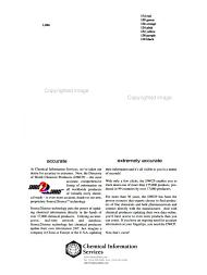 Chemical Market Reporter PDF