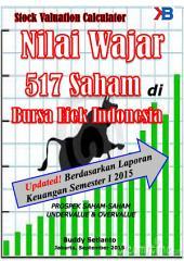 Nilai Wajar Seluruh Saham listed di BEI (517 Emiten): Nilai Wajar Seluruh Saham listed di BEI (517 Emiten)