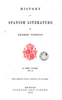 History of Spanish Litterature  2 PDF