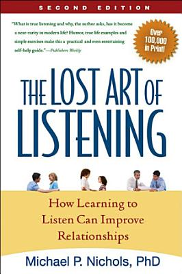 The Lost Art of Listening