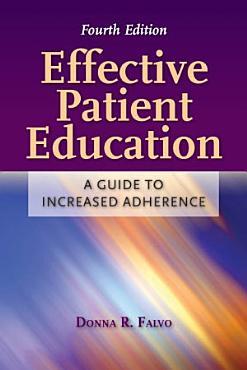 Effective Patient Education PDF