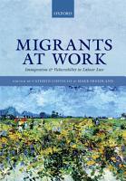 Migrants at Work PDF