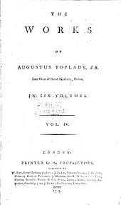 The Works of Augustus M. Toplady: Volume 4