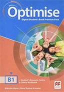 OPTIMISE B1 DIGITAL STUDENT'S BOOK PREMIUM PACK.