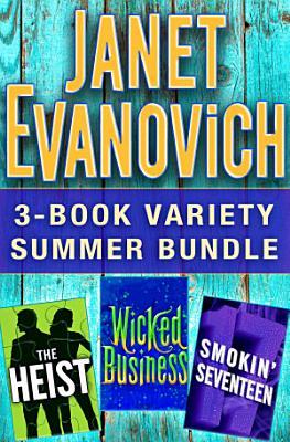 Janet Evanovich 3 Book Variety Summer Bundle