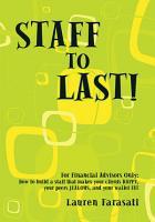 Staff to Last  PDF