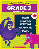 Scholastic Success with Grade 3 Book