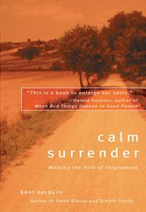 Calm Surrender Book