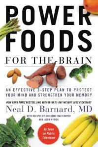 Power Foods for the Brain Book