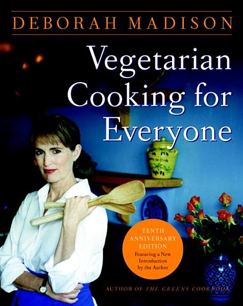 Download Vegetarian Cooking for Everyone Book