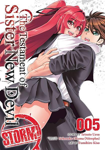 The Testament of Sister New Devil STORM  Vol  5