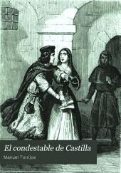 El condestable de Castilla: novela histórica original