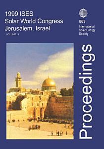 1999 ISES Solar World Congress PDF