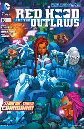 Red Hood and the Outlaws (2011-) #10