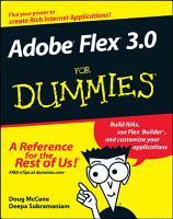 Adobe Flex 3 0 For Dummies PDF