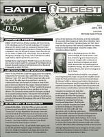 Battle Digest  D Day PDF