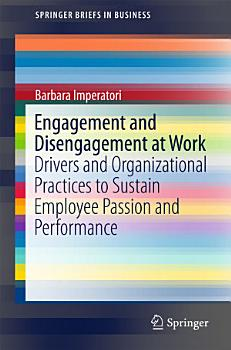 Engagement and Disengagement at Work PDF