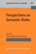 Perspectives on Semantic Roles PDF