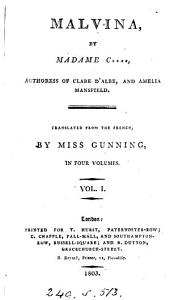 Malvina, by madame C****, tr. by miss Gunning
