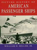 Picture History of American Passenger Ships PDF