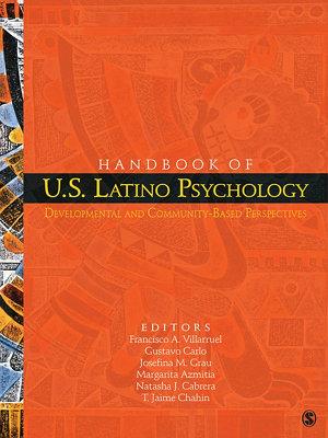 Handbook of U S  Latino Psychology PDF