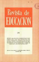 Revista de educaci  n n   79 PDF