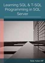 Learning SQL & T-SQL Programming in SQL Server