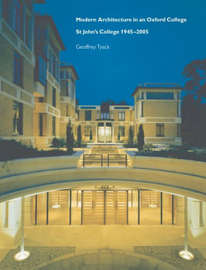Modern Architecture in an Oxford College PDF