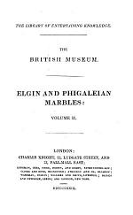 The British Museum: Elgin and Phigaleian Marbles
