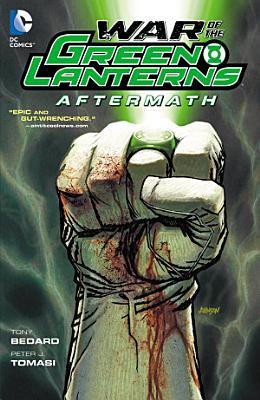 War of the Green Lanterns  Aftermath PDF