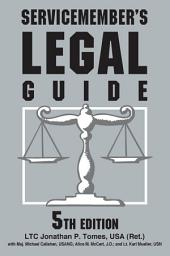Servicemember's Legal Guide: Edition 5
