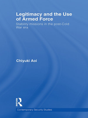 Legitimacy and the Use of Armed Force