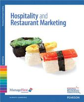 ManageFirst: Hospitality & Restaurant Marketing, Edition 2