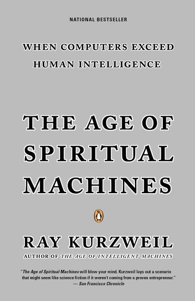 Download The Age of Spiritual Machines Book