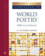 The Facts on File Companion to World Poetry