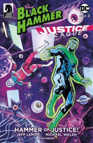 Black Hammer Justice League  Hammer of Justice   2
