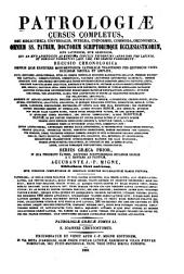 Patrologiæ cursus completus: seu, Bibliotheca universalis, integra, uniformis, commoda, oeconomica omnium SS. patrum, doctorum, scriptorumque ecclesiasticorum. Series græca, Τόμος 51