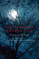The Canadian Horror Film PDF