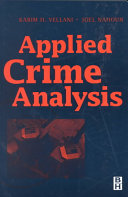 Applied Crime Analysis