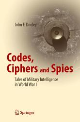 Codes Ciphers And Spies Book PDF