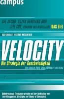Velocity   Die Strategie der Geschwindigkeit PDF