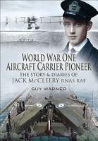 World War One Aircraft Carrier Pioneer PDF