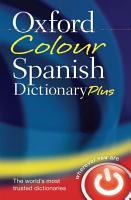 Oxford Colour Spanish Dictionary Plus PDF